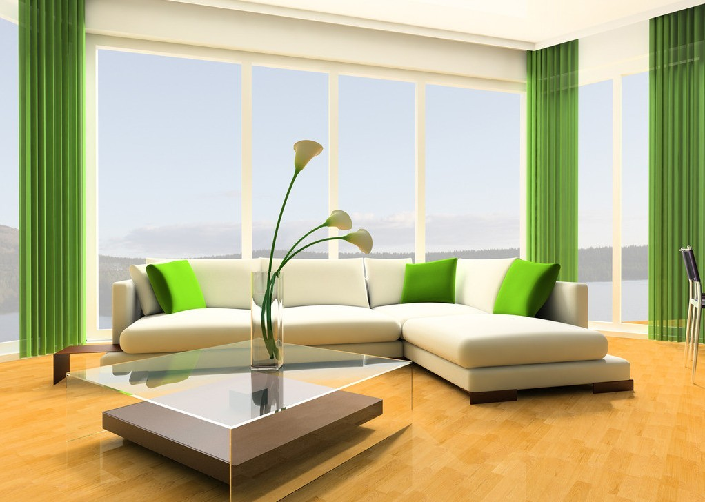 Harmonious interior design spaces consider mood and for Interior designs of room